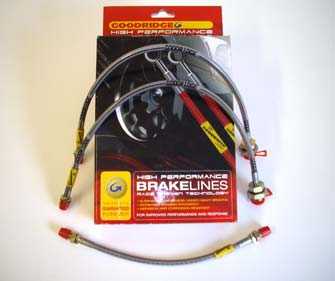 Goodridge Hose Kit
